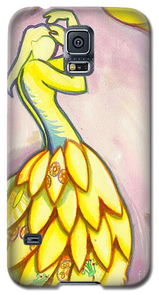 The Immortal Spirit Grows Like Harmony In Music  Galaxy S5 Case