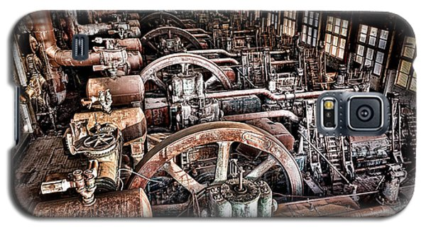 The Industrial Age Galaxy S5 Case