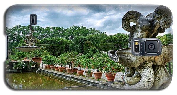 Inside The Boboli Gardens Of Firenze Galaxy S5 Case