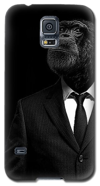 Portraits Galaxy S5 Case - The Interview by Paul Neville