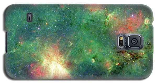 Galaxy S5 Case featuring the photograph The Invisible Dragon by NASA JPL-Caltech