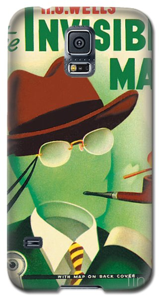 The Invisible Man Galaxy S5 Case