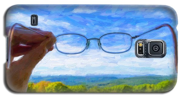 The Invisible Man Galaxy S5 Case by Jeff  Gettis