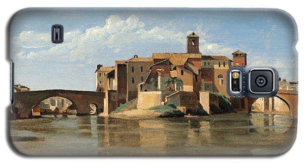 The Island And Bridge Of San Bartolomeo Galaxy S5 Case