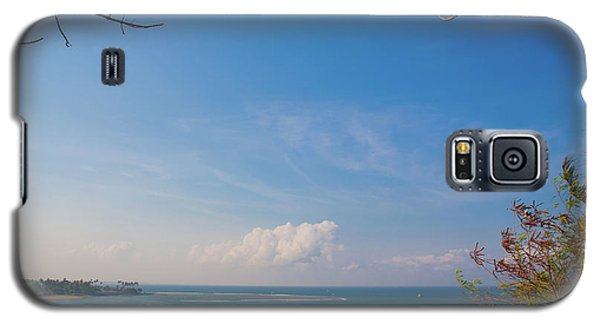 The Island Of God #5 Galaxy S5 Case