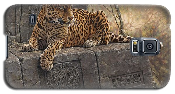 The Jaguar King Galaxy S5 Case