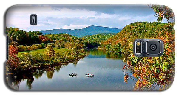 The James River Early Fall Galaxy S5 Case