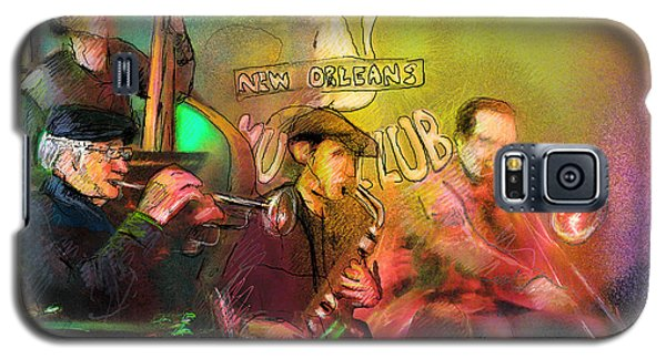The Jazz Vipers In New Orleans 02 Galaxy S5 Case