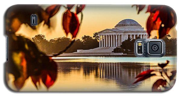 Jefferson In Autumn Galaxy S5 Case