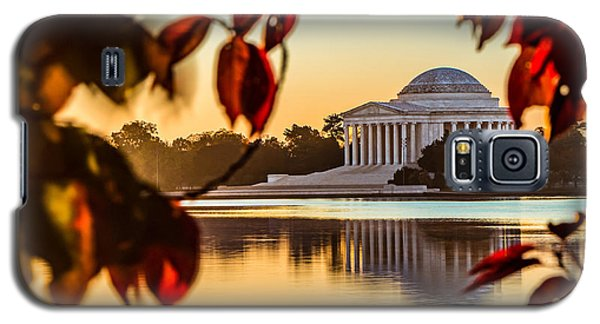Jefferson In Autumn Galaxy S5 Case