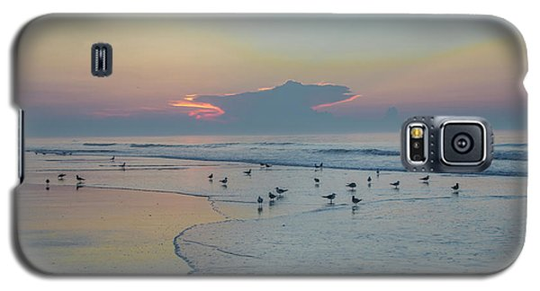 Galaxy S5 Case featuring the photograph The Jersey Shore - Wildwood by Bill Cannon