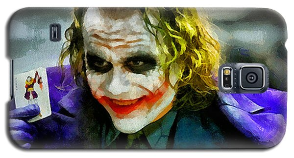 The Joker Galaxy S5 Case