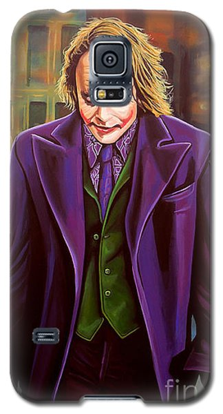 The Joker In Batman  Galaxy S5 Case