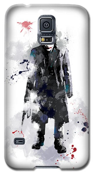 The Joker Galaxy S5 Case by Marlene Watson