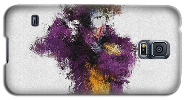 The Joker Galaxy S5 Case by Miranda Sether