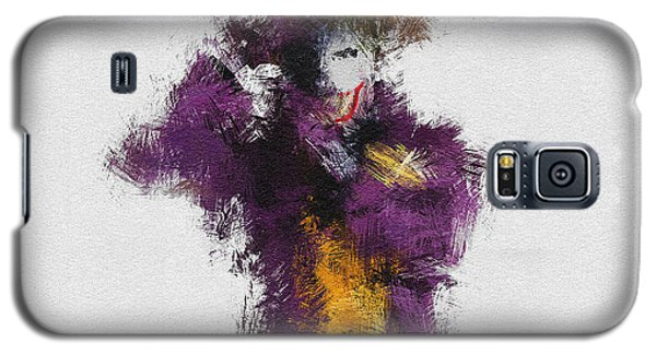 The Joker Galaxy S5 Case by Miranda Sether