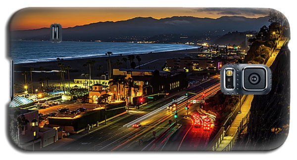 The Jonathan Beach Club - Night  Galaxy S5 Case