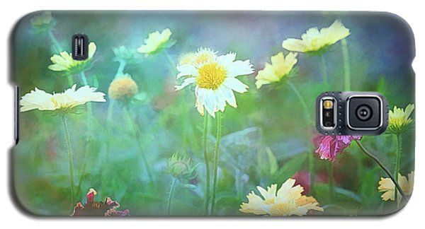 The Joy Of Summer Flowers Galaxy S5 Case