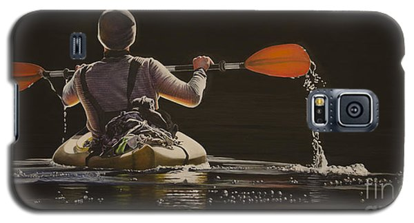 The Kayaker Galaxy S5 Case