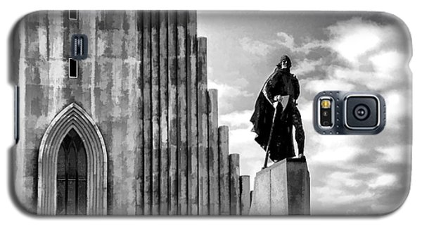The Leader Of Light Galaxy S5 Case by Rick Bragan