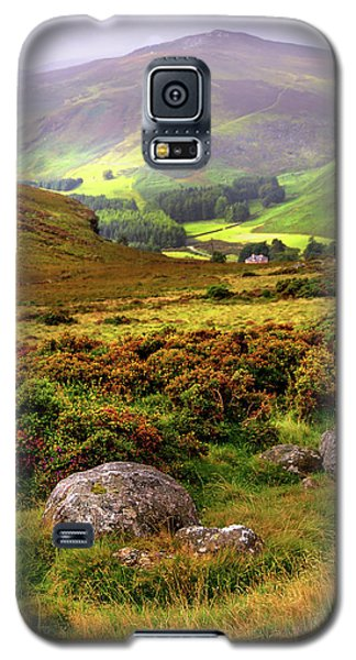 Galaxy S5 Case featuring the photograph The Keeper Of Legends by Jenny Rainbow