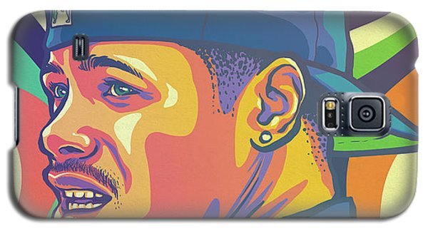 Sport Art Galaxy S5 Case - The Kid by Miggs The Artist