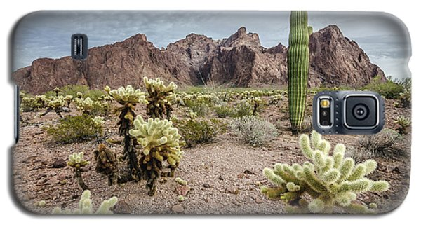 The King Of Arizona National Wildlife Refuge Galaxy S5 Case