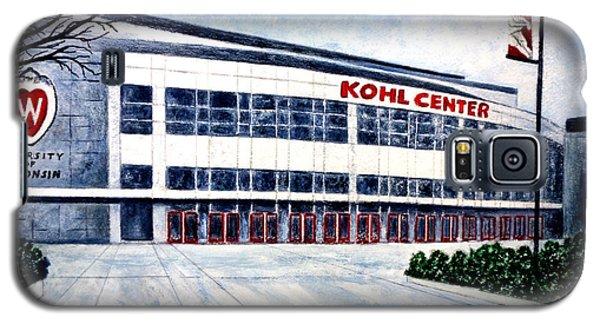 The Kohl Center Galaxy S5 Case by Thomas Kuchenbecker