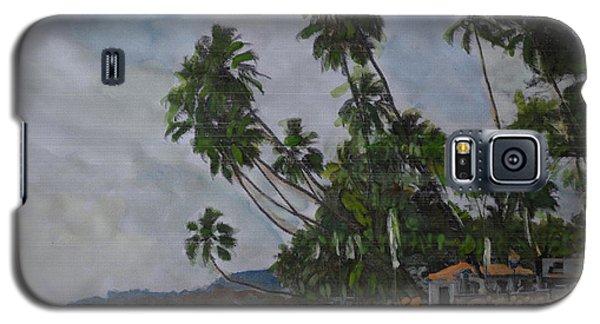 The Konkan Coastline Galaxy S5 Case by Vikram Singh