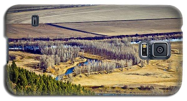 The Kootenai Valley Galaxy S5 Case