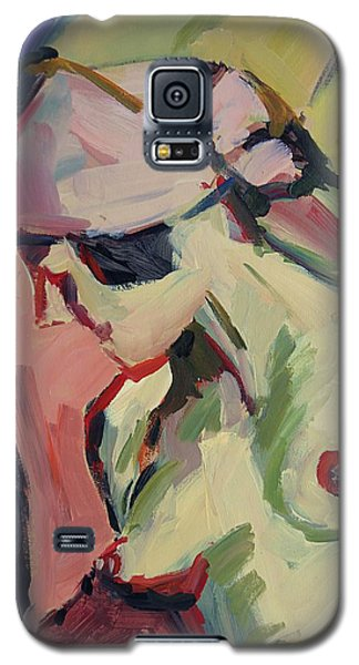 The Lady Without A Pearl Galaxy S5 Case