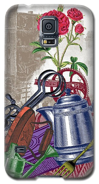 The Land Of Lost Ladders Galaxy S5 Case