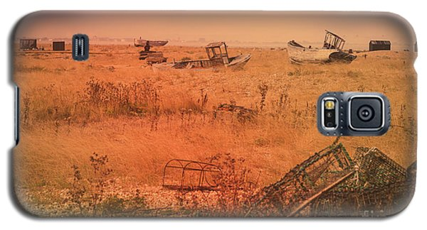 The Landscape Of Dungeness Beach, England 2 Galaxy S5 Case