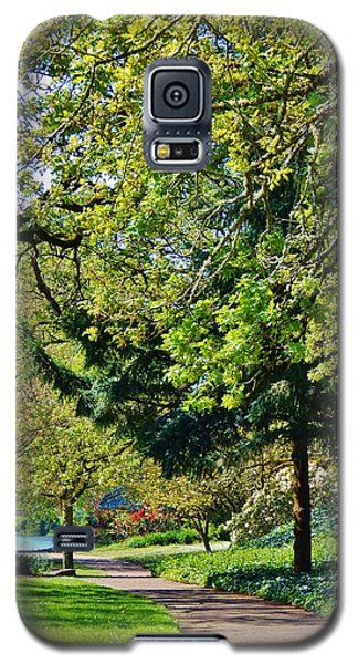 The Lane At Waverly Pond Galaxy S5 Case