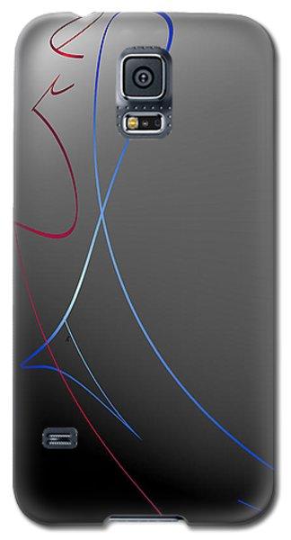 The Last Dance Galaxy S5 Case by John Krakora