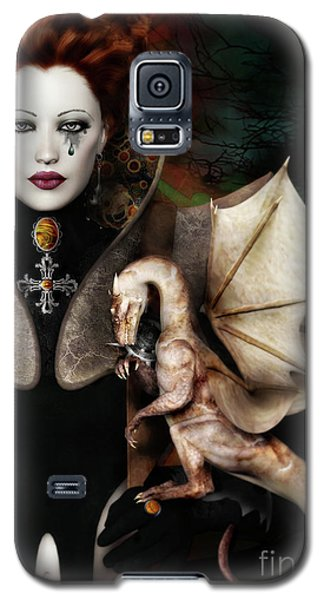 The Last Dragon Galaxy S5 Case by Shanina Conway