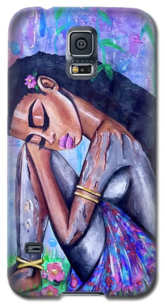 Galaxy S5 Case - The Last Eve In Eden by Artist RiA
