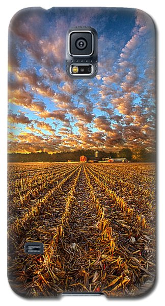 The Last Harvest Galaxy S5 Case
