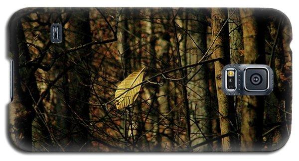 The Last Leaf Galaxy S5 Case