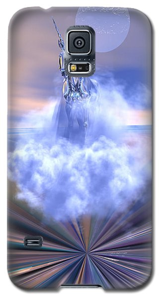 The Last Of The Unicorns Galaxy S5 Case by Claude McCoy