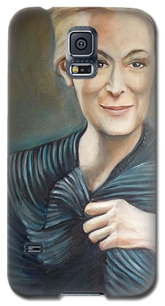 The Last Pose Galaxy S5 Case by Irena Mohr