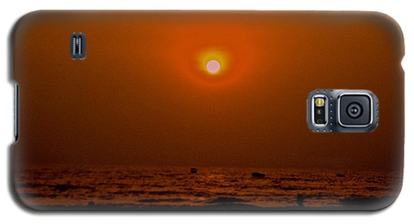 The Last Rays Galaxy S5 Case