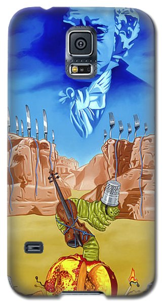 The Last Soldier An Ode To Beethoven Galaxy S5 Case