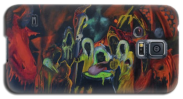 The Last Supper Galaxy S5 Case