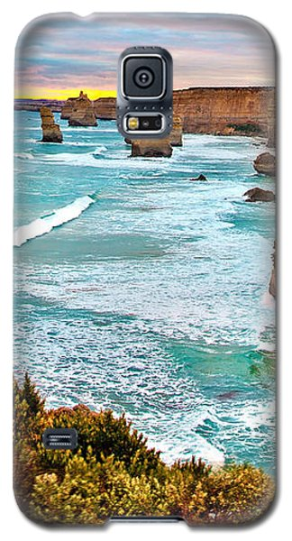 Featured Images Galaxy S5 Case - The Last Wave by Az Jackson