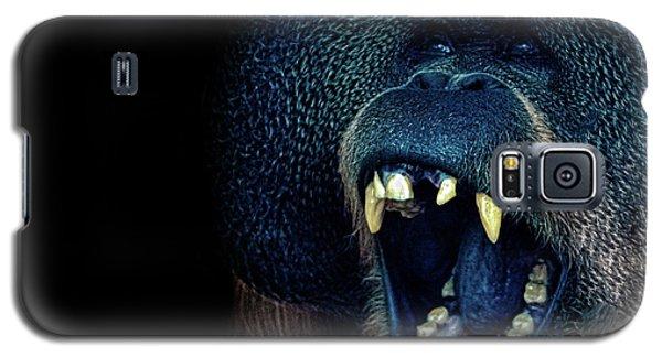 The Laughing Orangutan Galaxy S5 Case