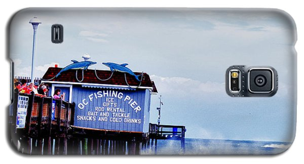 The Leaning Pier Galaxy S5 Case by Kelly Reber