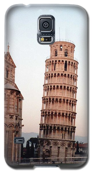 Galaxy S5 Case featuring the photograph The Leaning Tower Of Pisa by Marna Edwards Flavell