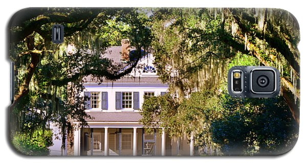 The Legare-waring House At Charles Town Landing Galaxy S5 Case