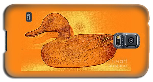 The Legend Of The Golden Duck Galaxy S5 Case